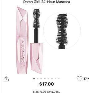 TOO FACED - Damn Girl Mascara